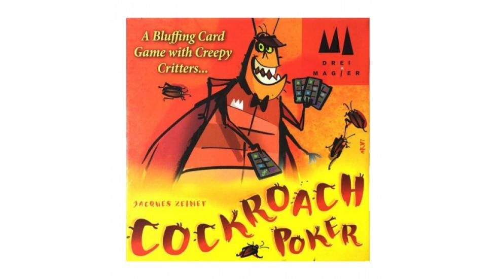 Cockroach Poker (FR/EN)