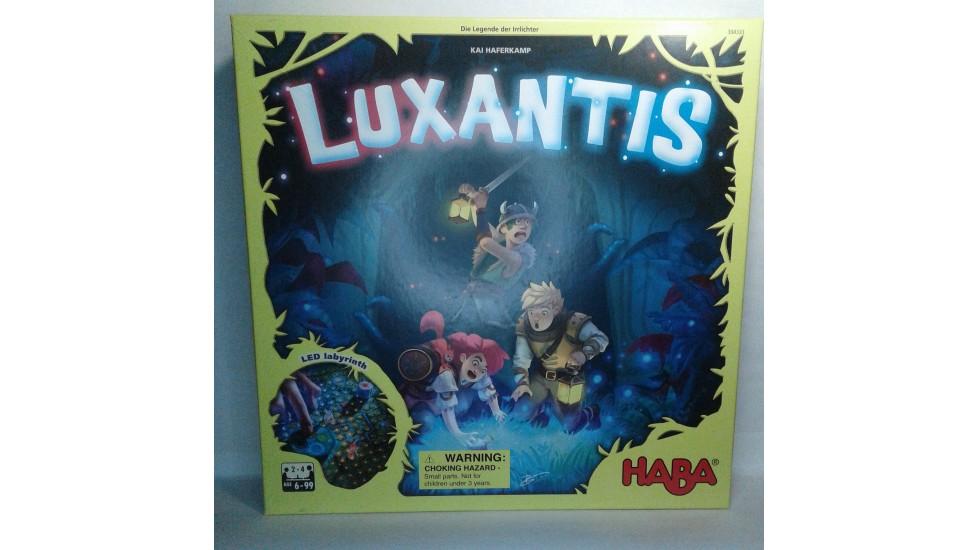Luxantis (FR/EN) - Location