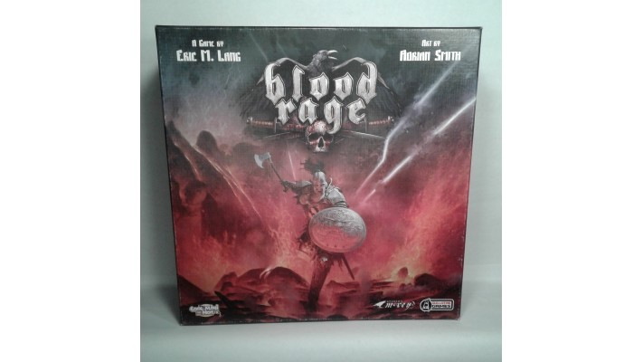 Blood Rage (EN) - Location