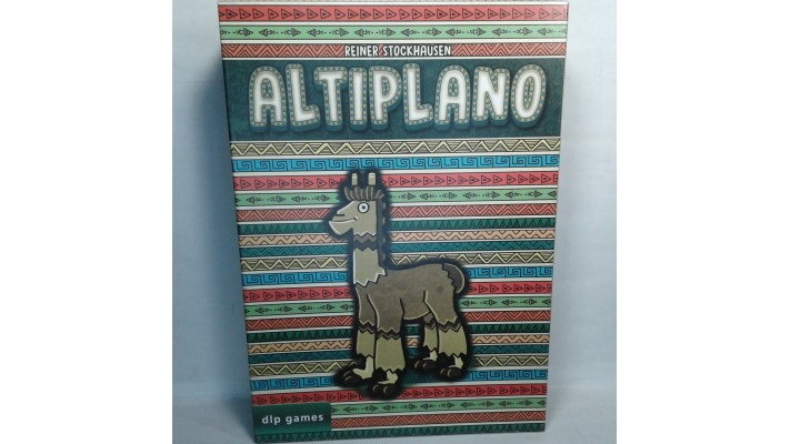 Altiplano (FR) - Location