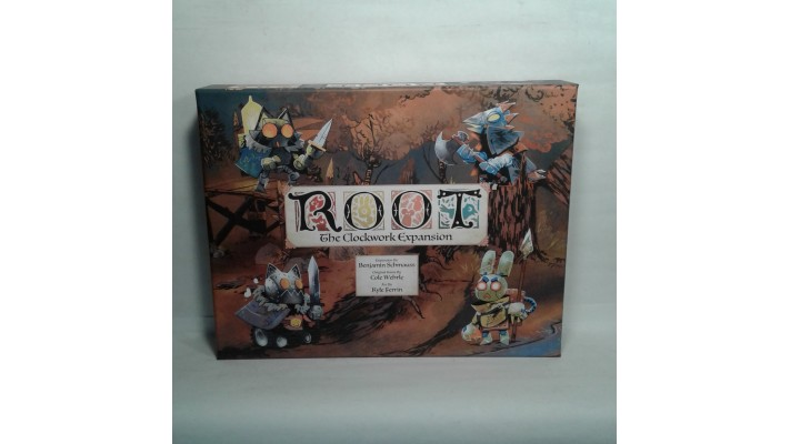 Root - The Clockwork Expansion (EN) - Location