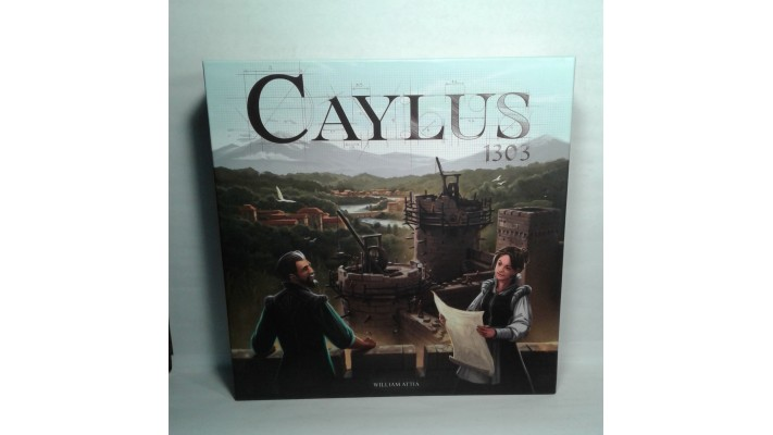 Caylus 1303 (FR) - Location