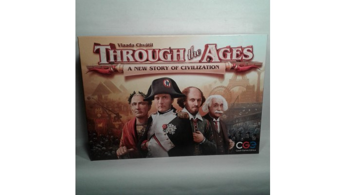 Through The Ages - A New Story Of Civilization (EN) - Location