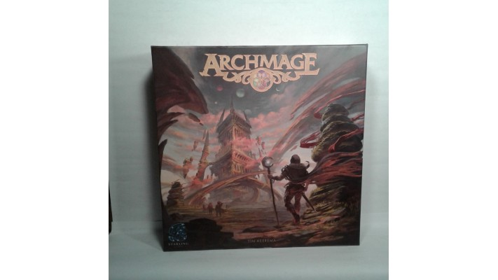Archmage (EN) - Location