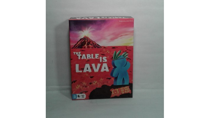 The Table Is Lava (EN) - Location