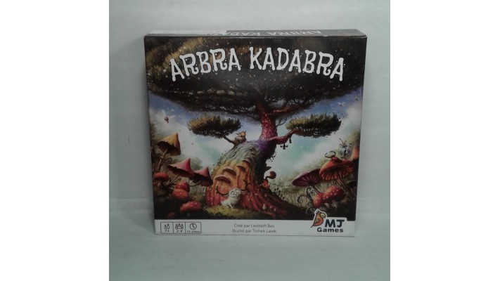 Arbra Kadabra (FR/EN) - Location