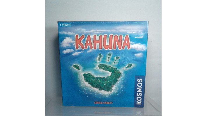 Kahuna (EN) - Location