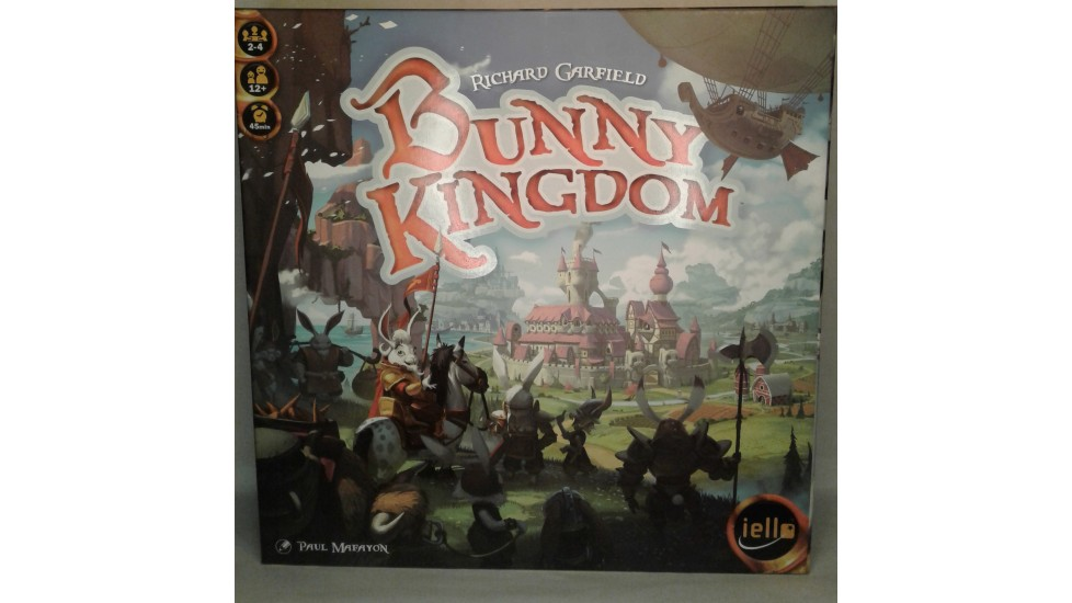 Bunny Kingdom (FR) - Location