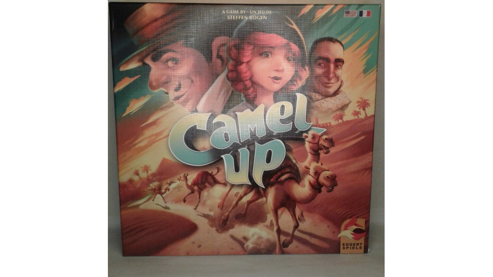 Camel Up (FR/EN) - Location