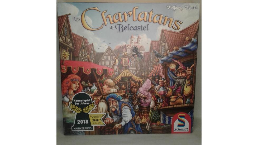 Les Charlatans de Belcastel (FR) - Location