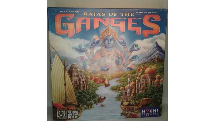 Rajas of the Ganges (FR/EN) - Location