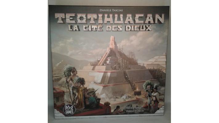 Teotihuacan : La Cité des Dieux (FR) - Location