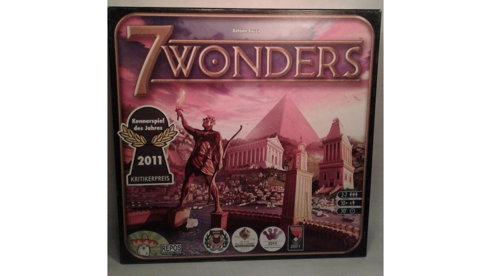 7 wonders (FR) - Location