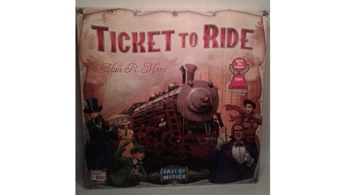 Ticket to ride (EN) - Location