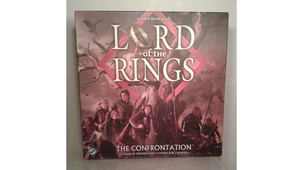 Lord of the Rings - The Confrontation (EN) - Location