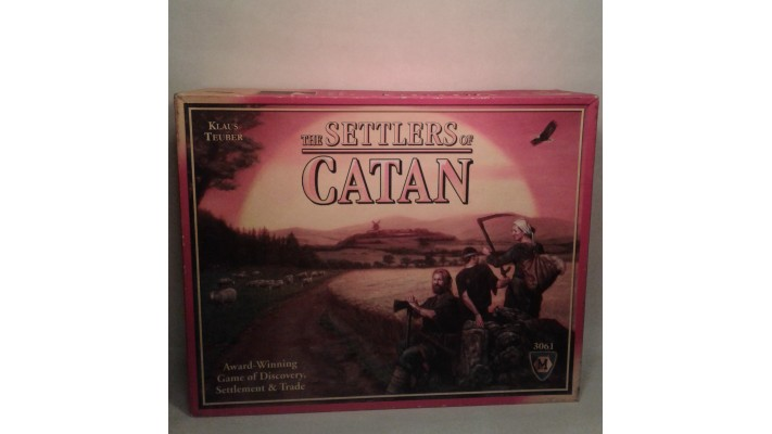 The Settlers of Catan (EN) - Location