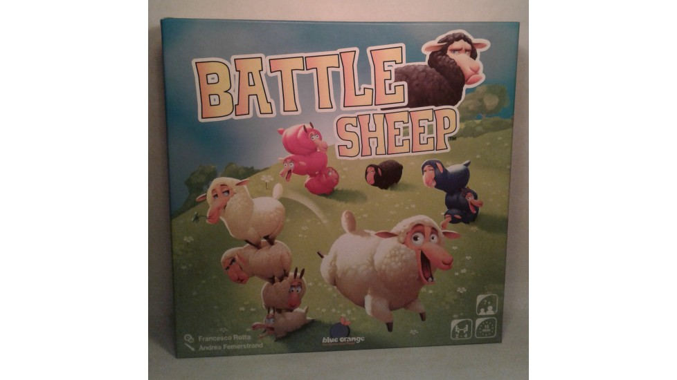 Battle Sheep (FR/EN) - Location