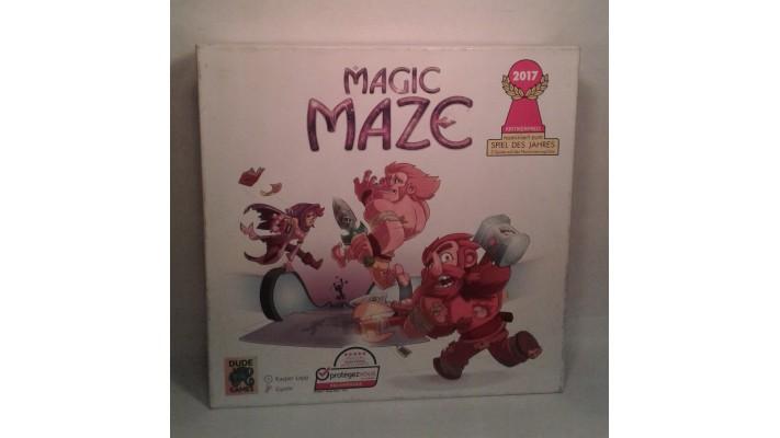 Magic Maze (FR) - Location