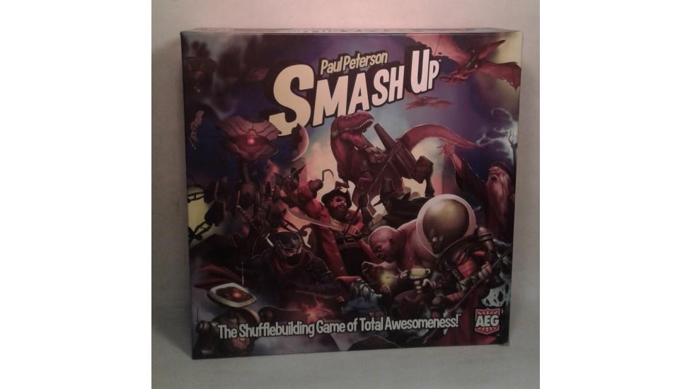 Smash UP (EN) - Location