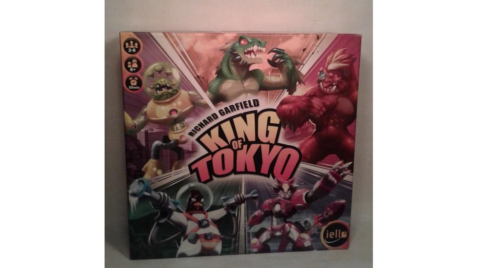 King of Tokyo (FR) - Location