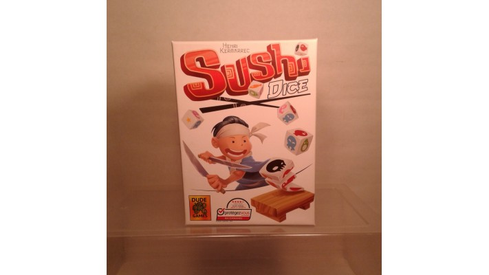 Sushi Dice (FR/EN) - Location