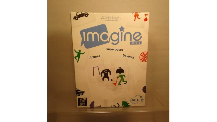 Imagine (FR) - Location