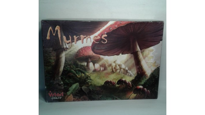 Myrmes (FR) - Location