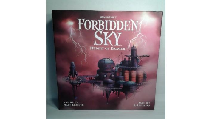 Forbidden Sky (EN) - Location