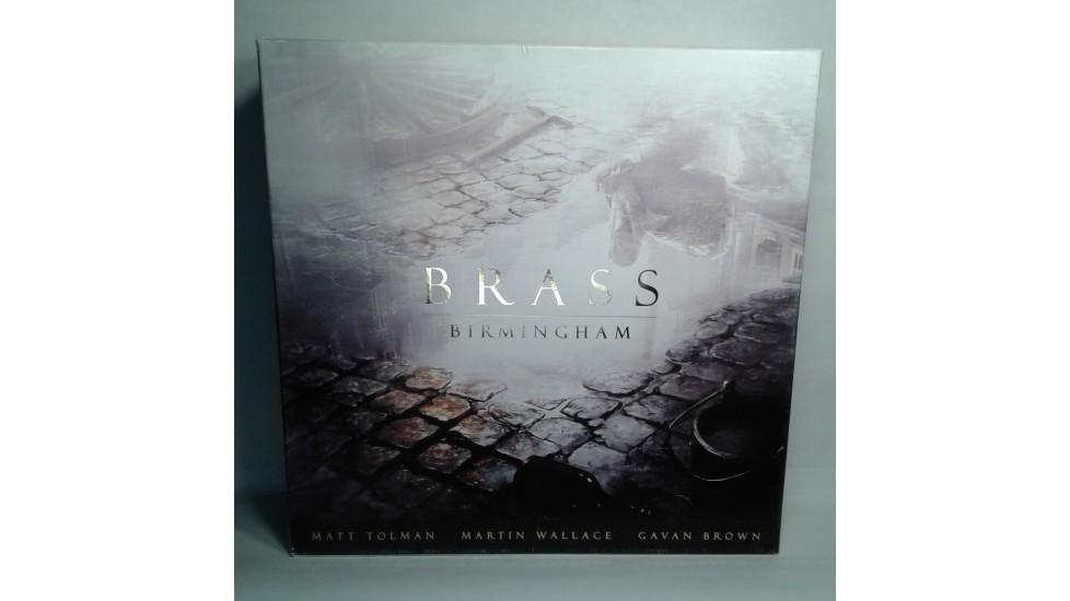 Brass - Birmingham (EN) - Location