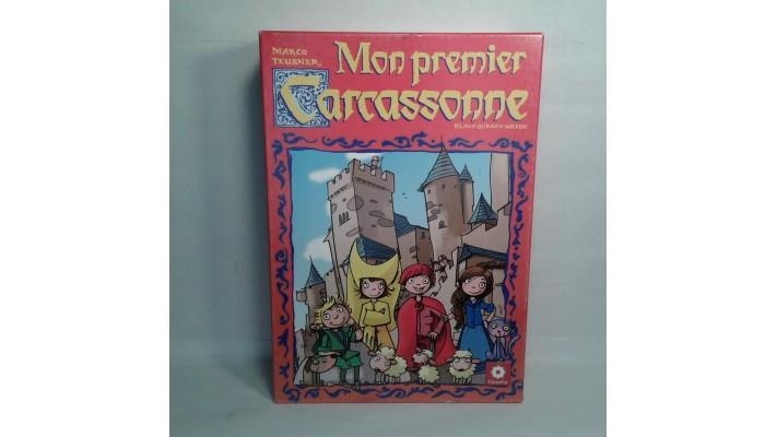 Mon Premier Carcassonne (FR) - Location