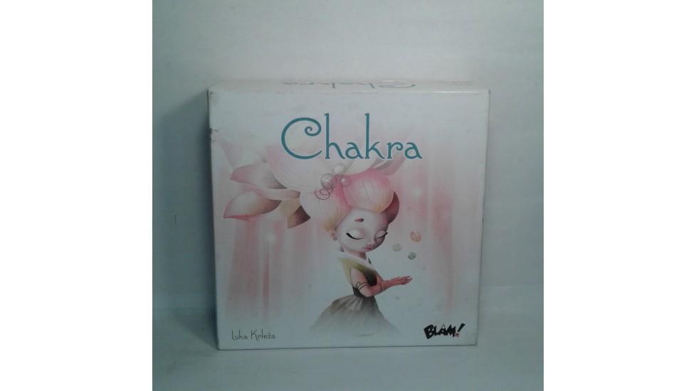Chakra (FR/EN) - Location