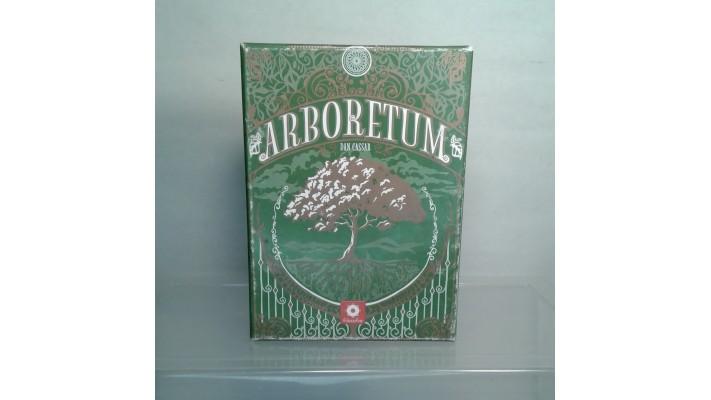 Arboretum (FR) - Location