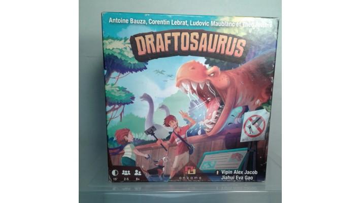 Draftosaurus (FR/EN) - Location