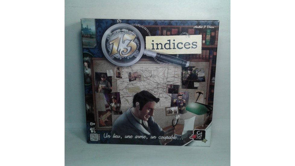 13 indices (FR) - Location
