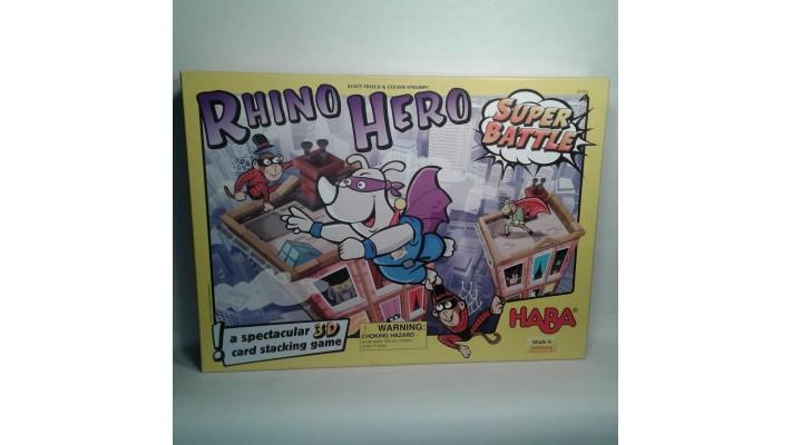 Rhino Hero - Super battle (FR/EN) - Location