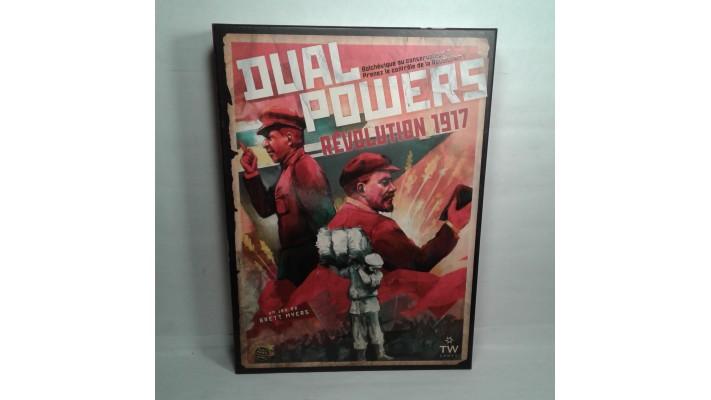 Dual Powers - Revolution 1917 (FR) - Location