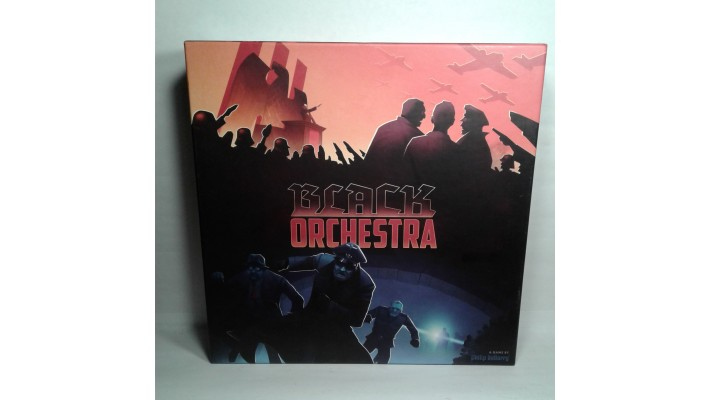 Black Orchestra (EN) - Location