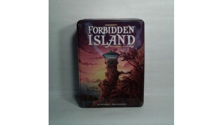 Forbidden Island (EN) - Location