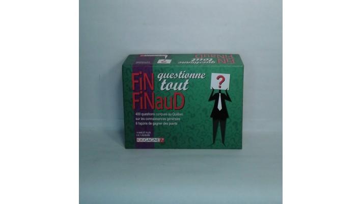 Fin Finaud (FR) - Location