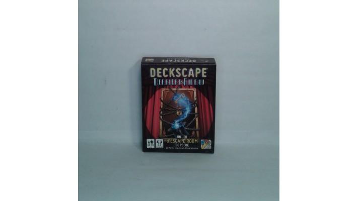 Deckscape - Derrière le Rideau (FR) - Location