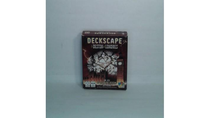 Deckscape - Le Destin de Londre (FR) - Location