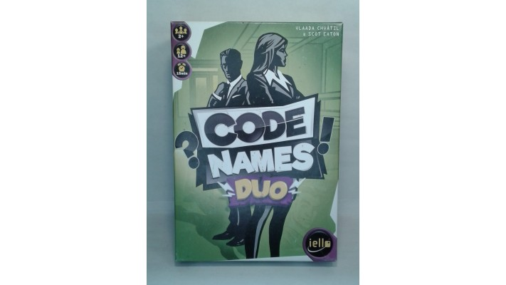 Codenames Duo (FR) - Location
