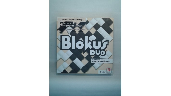 Blokus duo (FR) - Location