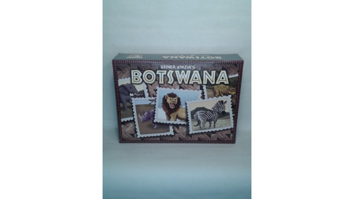 Botswana (EN) - Location