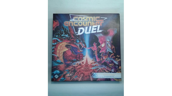 Cosmic encounter Duel (EN) - Location