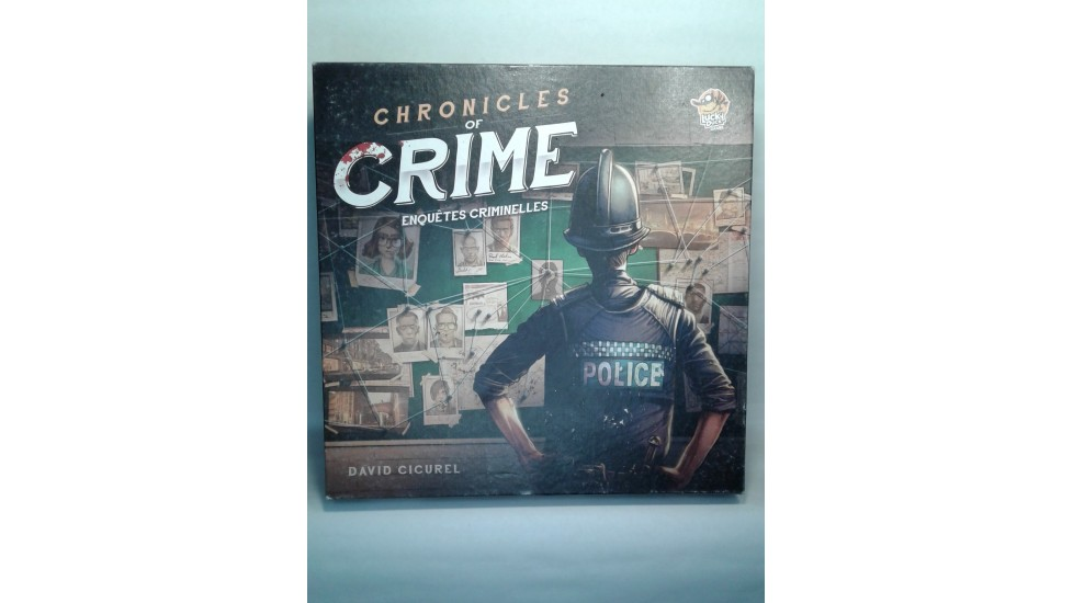 Chronicles of crime (FR) - Location