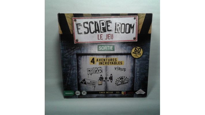 Escape Room - Le Jeu (FR) - Location