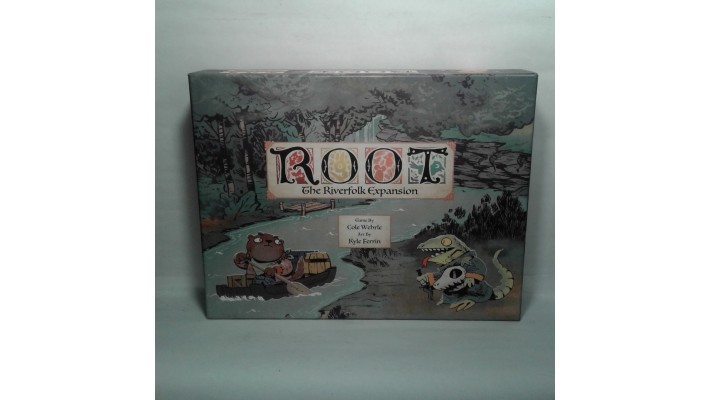 Root - The Riverfolk Expansion (EN) - Location