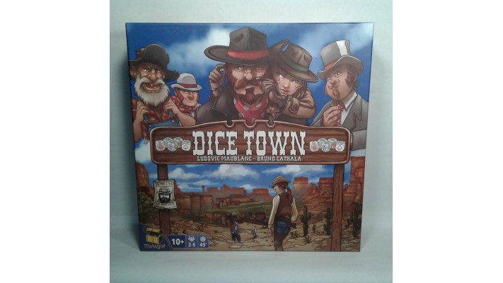 Dice town (FR) - Location