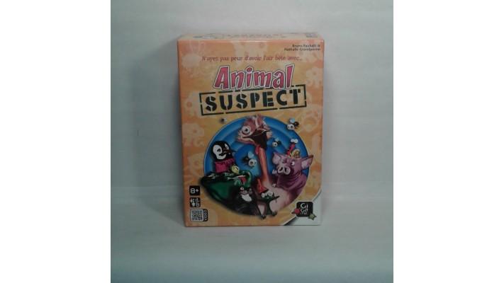 Animal Suspect (FR) - Location